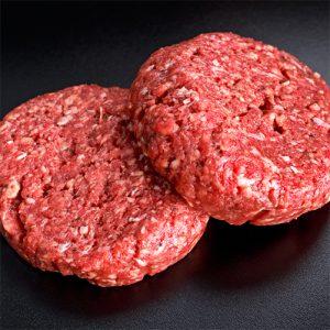 Beef Burgers x2 180g