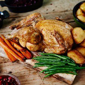 Large Whole Free-Range Chicken (2kg+)