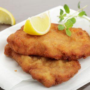 Chicken Milanese (in breadcrumbs) x2
